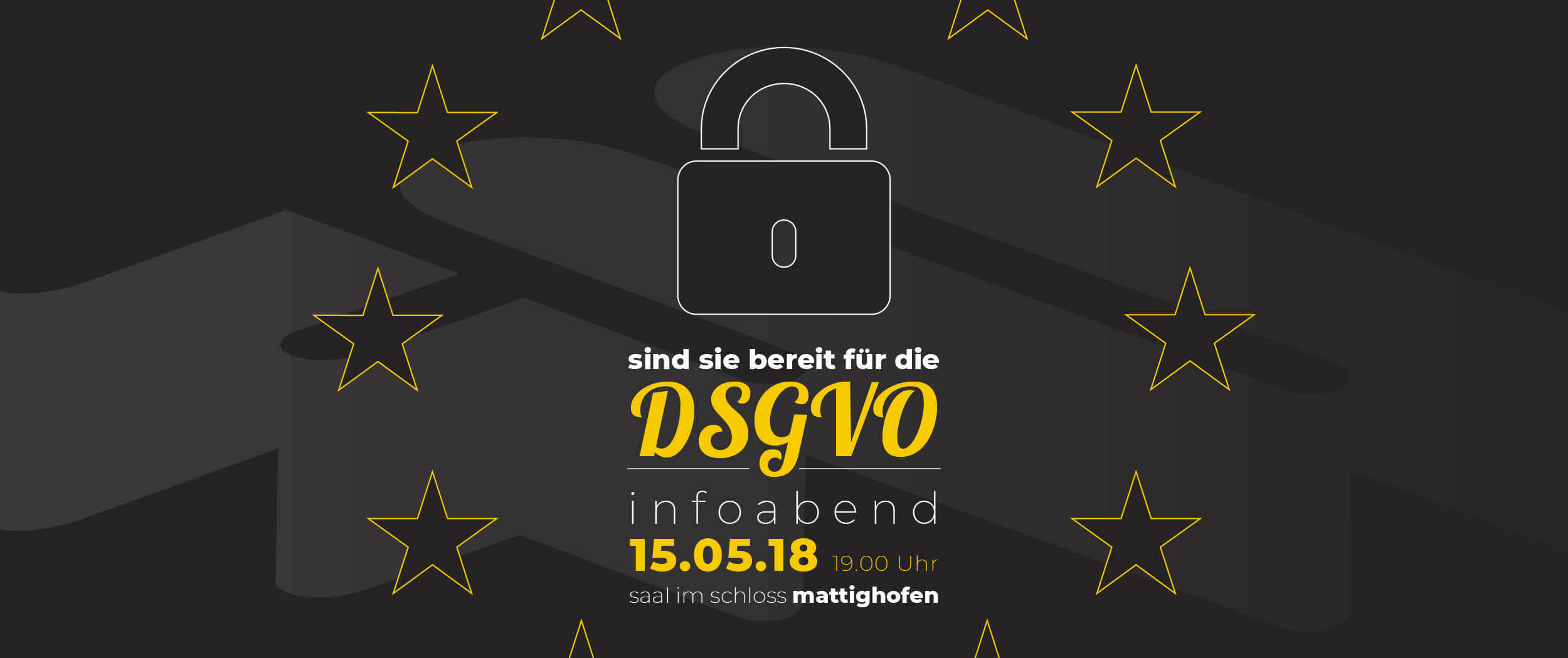 Dsgvo Informationsabend Fm Media Group